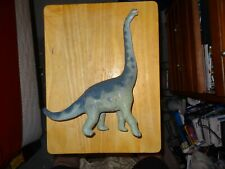 "Vintage 1988 The Carnegie Safari Ltd Brachiosauras 14.5"" Tall Dinosaur"