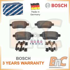 BOSCH REAR DISC BRAKE PAD SET RENAULT OEM 0986494331 440606267R