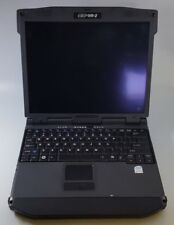 General Dynamics GObook VR-2 C2D 2GHz 2GB 80GB Notebook PC Win10Pro