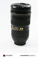 Nikon Nikkor AF-S 24-70mm f/2.8 G ED + OVP SN: 883430