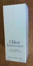 Parfum INNOCENCE de CHLOE en eau de toilette 50ml neuve TRES RARE!