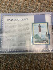 Barnegat Large Patch Great American Lighthouses Patch In Sleeve Willabee &Ward