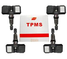 NEW Set of 4  Orange TPMS Tire Pressure Monitoring  Sensor SC8991 8651700