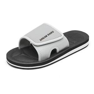 Women Slides Sport Athletic Comfort Slip on Summer Outdoor Sandals Shoes Size US