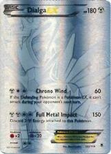 Dialga-EX - 122/119 - Full Art Secret Rare NM XY Phantom Forces Pokemon