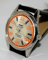 HMT PILOT - VINTAGE HAND-WINDING ANALOGUE WRISTWATCH - (FULLY GUARANTEED)