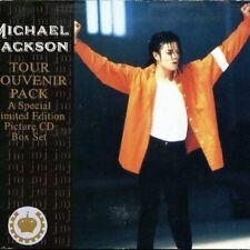 Michael Jackson-Tour souvenir Pack (4-mcd-set) - michael jackson CD jpvg