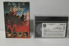 Video 8 Movie Glory Denzel Washington, Morgan Freeman 1989