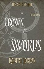 A Crown Of Swords: Book 7 of the Wheel of Time,New Condition