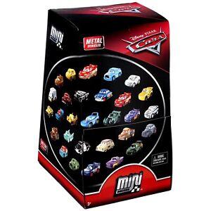Disney Cars 3 Die Cast Mini Racers Series 2 Mystery Bag