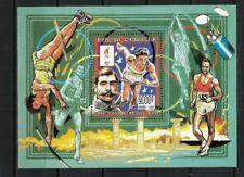 Briefmarken Olympische Spiele 1996 Zentral Afrika postfrisch