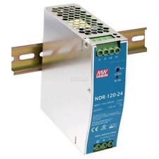 Din-Rail Fuente de alimentación 120W 12V 10A ; MeanWell NDR-120-12
