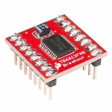 Motor Driver - Dual TB6612FNG (with Headers)