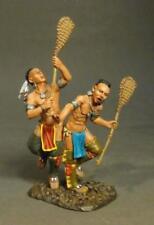 JOHN JENKINS MONONGAHELA WIM-12 WOODLAND INDIAN LACROSSE PLAYERS MIB