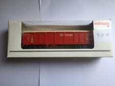 Wagon à toiture enroulable Märklin 47262