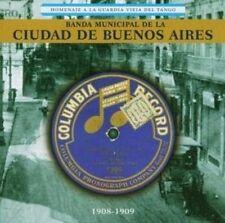 BANDA MUNICIPAL DE LA CIUDAD - HOMENAJE A LA GUARDIA VIEJA NEW CD
