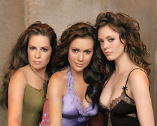 Holly Marie Combs & Cast (12865) 8x10 Photo