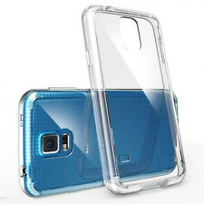 FUNDA PROTECTOR DE MOVIL SAMSUNG GALAXY S5 0,3MM CARCASA 100% TRANSPARENTE