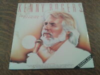 album 2 33 tours kenny rogers something's burning
