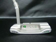 Used Scotty Cameron 009M Tour Masterful Sss Big Dots & Jeater Stamp Golf *Oav431