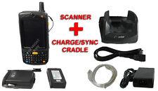 SYMBOL MC7596 MC75 Motorola Laser Barcode Scanner WM6.1 WiFi GSM GPS Unlocked