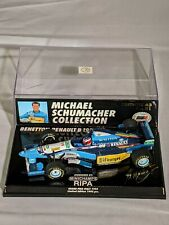Michael Schumacher Collection Nr. 21, Limited Edition, F1,1:43 Minichamps