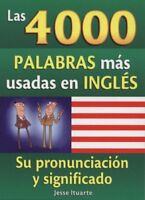 4000 Palabras Mas Usadas En Ingles (Spanish and English Edition) by Jesse Itu…