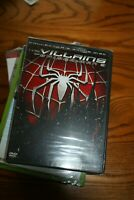 THE VILLAINS OF SPIDER-MAN 3 - DVD - NEW & SEALED!