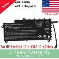 Fancy PL02XL Battery for HP Pavilion 11-n x360 11-n010dx 751875-001 751681-421