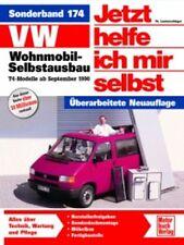 WERKSTATTHANDBUCH JETZT HELFE ICH MIR SELBST 174 VW T4 WOHNMOBIL CAMPING