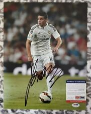 James Rodriguez Columbia autographed signed 11x14 photo coa Psa/Dna #ac23700