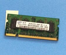2nd User Laptop RAM - Samsung M470T2864QZ3-CE6 1GB DDR2 PC2-5300 667MHz 200-Pin