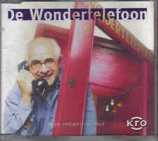 Frits Spits-De Wondertelefoon cd maxi single