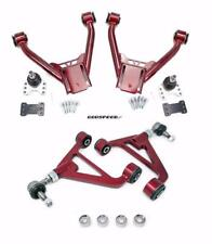GSP 4PC FRONT+REAR CAMBER ARM KIT FOR 00-09 HONDA S2000 S2K AP1 AP2 GODSPEED