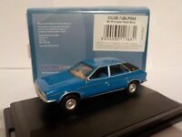 Leyland Princess, Blue, Oxford Diecast 1/76 New Dublo, Railway Scale