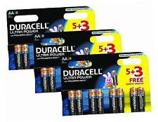 Duracell Mx1500 Ultra Power AA Size Batteries-pack of 24