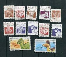 Set   stamps of Sahara republic