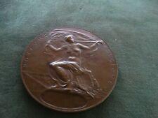 ancienne médaille jeton - liége 1905