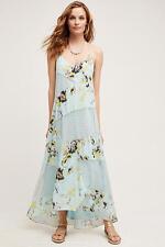 NWT Sz 4 Anthropologie Rainflower Lace Dress Floral Sachin + Babi Size S