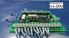 Asm Advanced Semiconductor Materials 2541130-01 Pcb Board Used Working