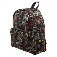 Faltbarer Rucksack Boba Fett Star Wars - Bag Foldable Official Merchandise