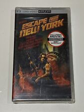 Escape from New York New UMD Movie for PSP Region 1 Will Ship Worldwide!