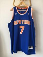NEW YORK KNICKS NBA BASKETBALL JERSEY CARMELO ANTHONY #7 ADIDAS SWINGMAN ADULT