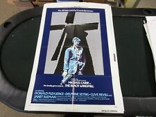 1 Sheet Movie Poster The Black Windmill 1974 Michael Caine Donald Pleasence