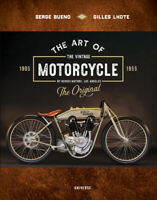 The Art of the Vintage Motorcycle Book~~New 2020 Release! Hardcover!