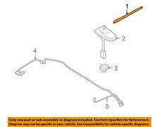 MAZDA OEM 07-13 3-Antenna Mast EG2366A30