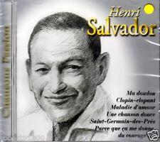 CD audio.../...HENRI SALVADOR.../...MALADIE D'AMOUR.../...NEUF.....