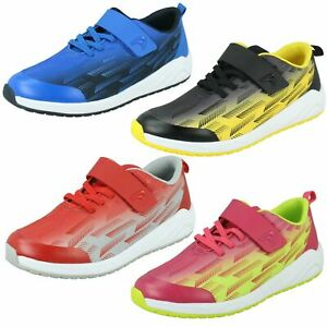 Clarks Childrens Casual Trainers - Aeon Pace