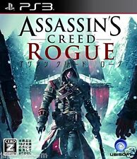 Used PS3 Assassins Creed Rogue SONY PLAYSTATION 3 JAPAN JAPANESE IMPORT