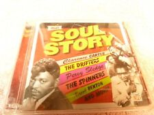 The Soul Story 2 CD Set Vol. Five Time-Life Pre-Owned
